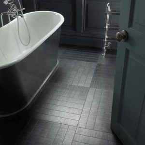 Luxury Natural Bathroom Floor Tiles Design White Tub With Shower